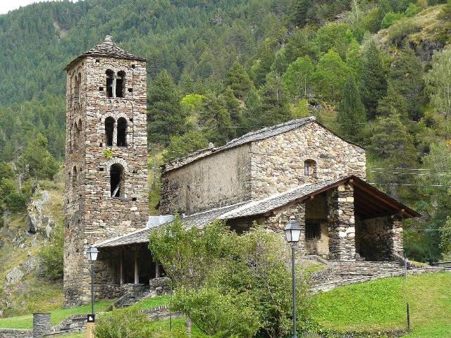 Andorra - Sant Joan de Caselles