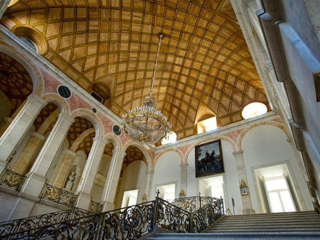 Aranjuez - Palacio Real - Escaleras