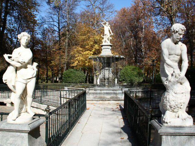 Aranjuez - Palacio Real - Jardines