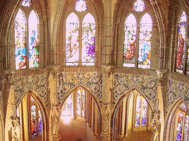 Astorga - Palacio Episcopal - Interior