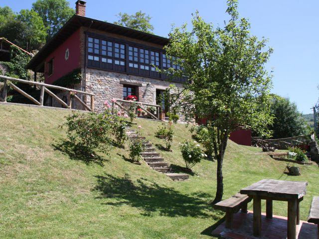 Las casas rurales y otros tipos de alojamiento de asturias - Casa rural asturias mascotas ...