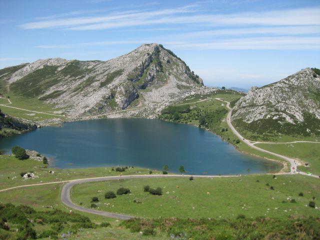 Asturias - Lagos Covadonga