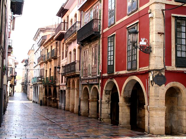 Avilés - Casco Antiguo