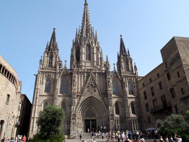 Barcelona - Catedral gótica
