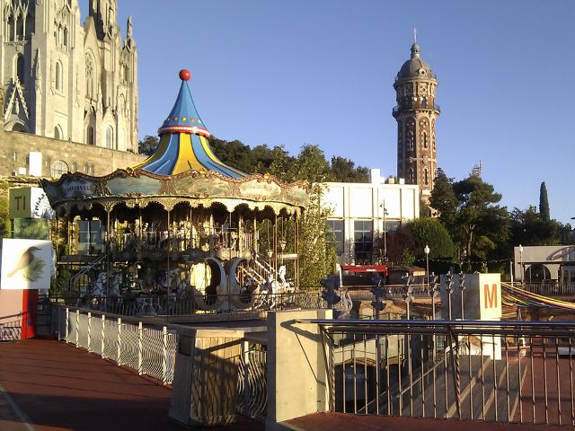 Barcelona - Parque Atracciones