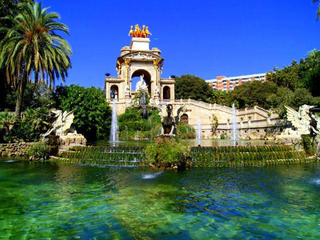Barcelona - Parque Ciudadella
