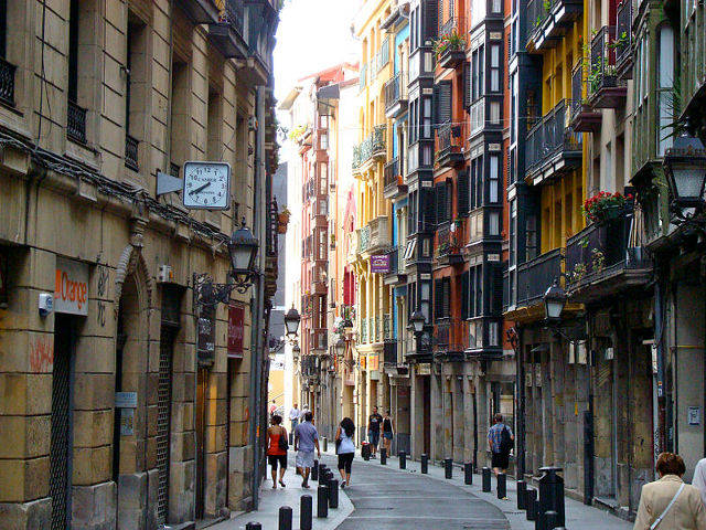 Bilbao - Casco Viejo