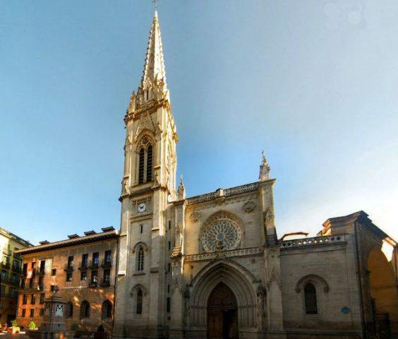Visitar Bilbao - Catedral