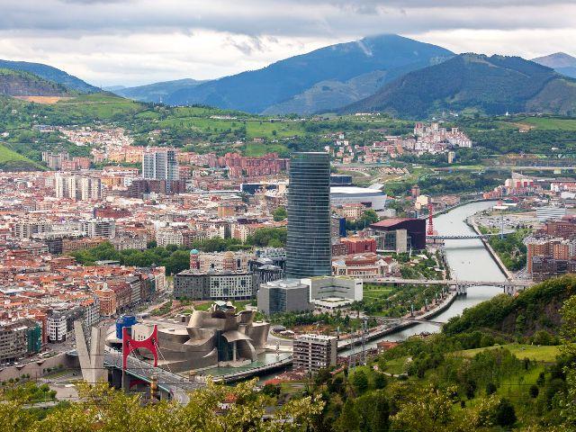 Bilbao - Mirador de Artxanda
