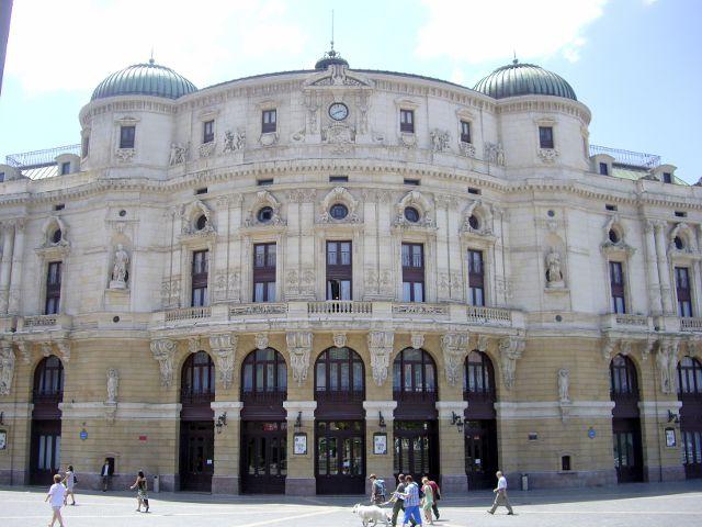 Qué ver en Bilbao - Teatro Arriaga