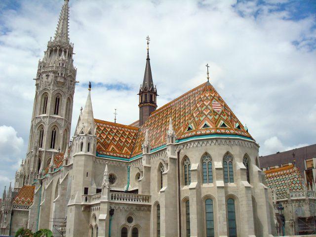 Budapest - Iglesia de Matías