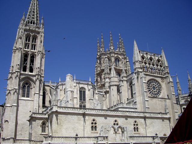 visitar Burgos - Catedral