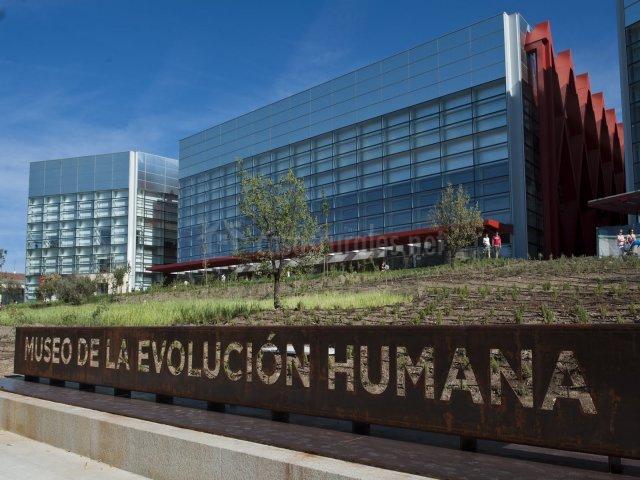visitar Burgos - Museo Evolución Humana