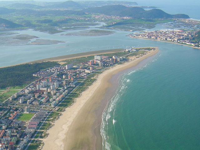 Cantabria - Laredo - Playas