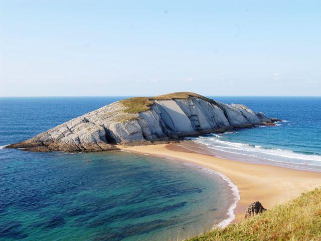 Cantabria - Playa Covachos