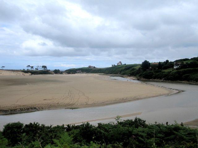 Cantabria - Playa Oyambre