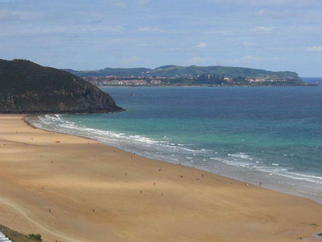Cantabria - Playa de Berria