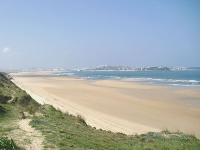 Cantabria - Playa de Somo