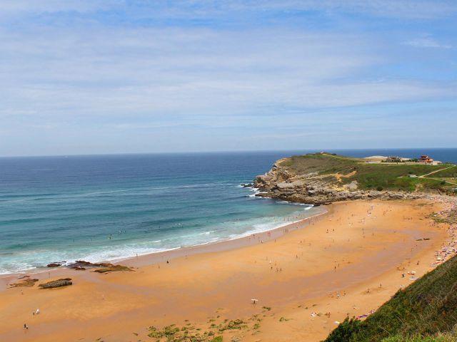 Cantabria - Playa de los Locos