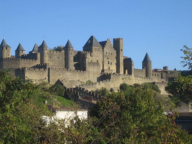 Carcassonne - Vista general