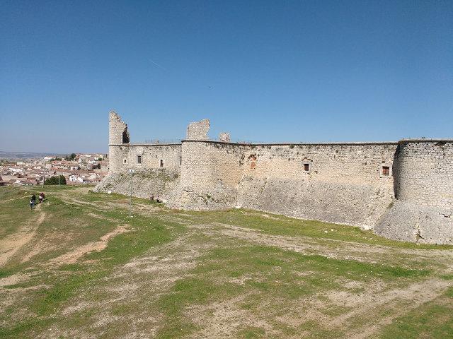 Chinchón - Castillo Condes