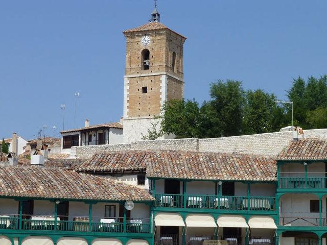 Chinchón - Torre Reloj