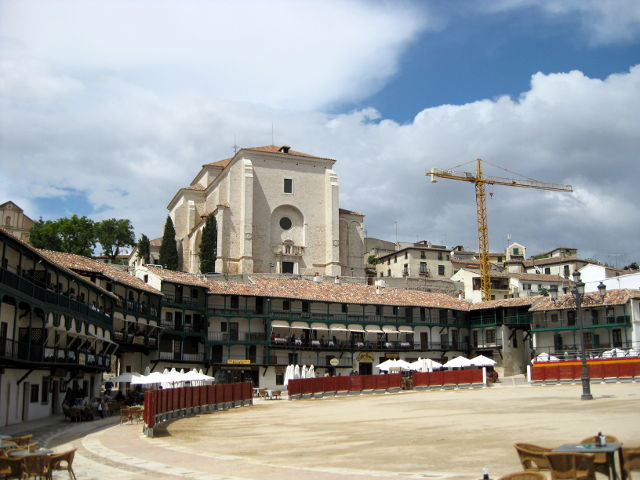 Chinchón - Plaza Mayor