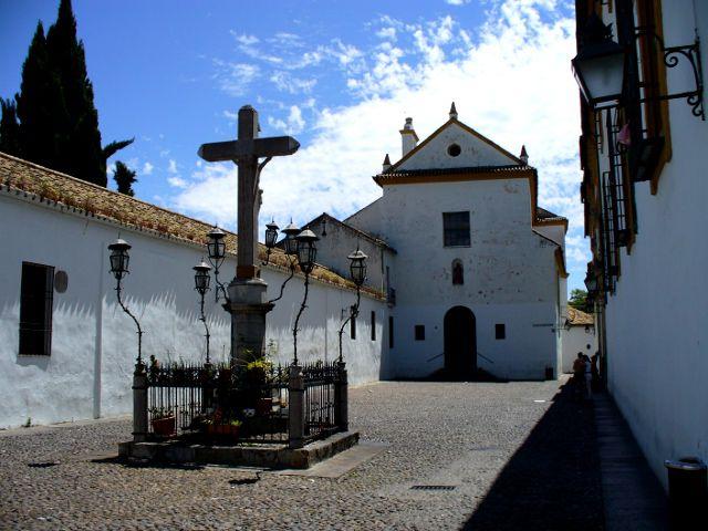 Cordoba - Plaza de los Capuchinos