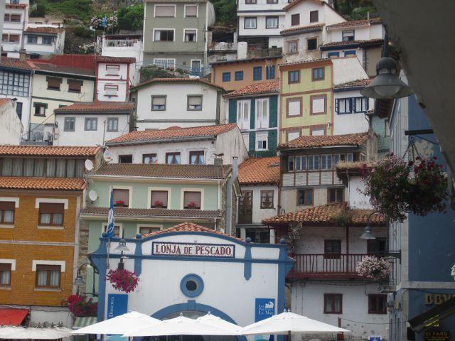 Visitar Asturias - Cudillero