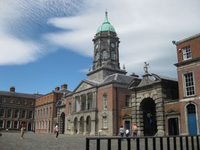 Dublin - Castillo - Patio Armas