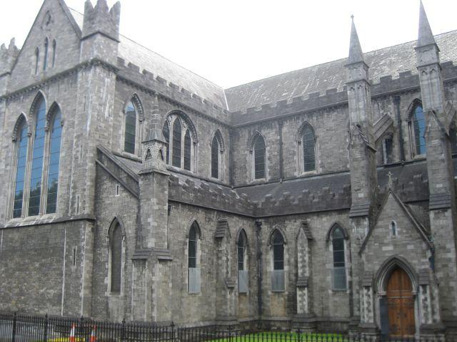 Dublin - Catedral San Patricio