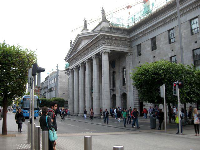 Dublin - O Connell Street