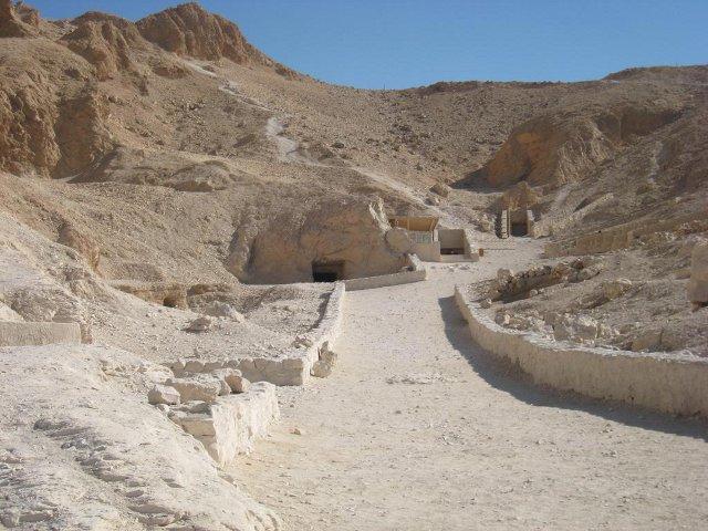 Egipto - Valle de las Reinas