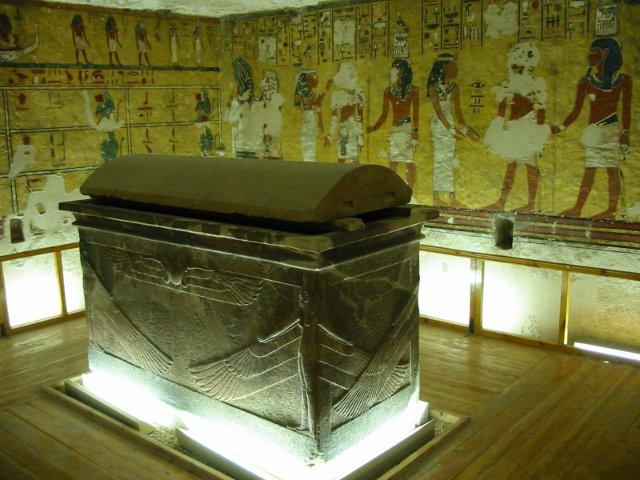 Egipto - Valle de los Reyes - Tumbas