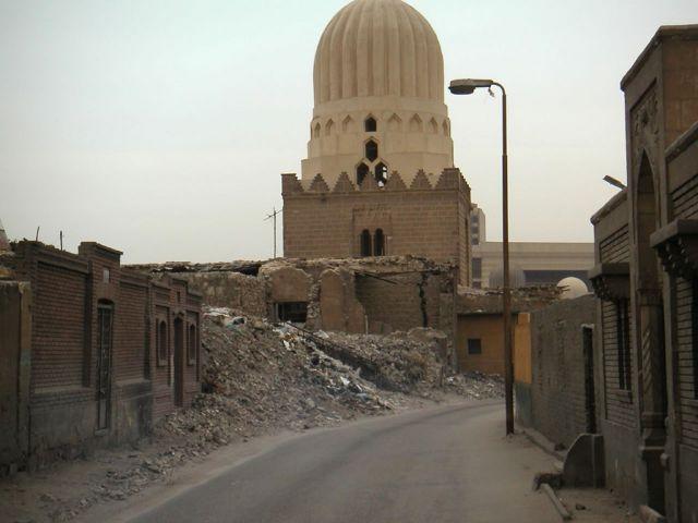 El Cairo - Ciudad de los Muertos