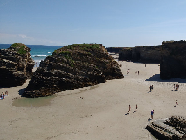 Gallicia - Playa Catedrales