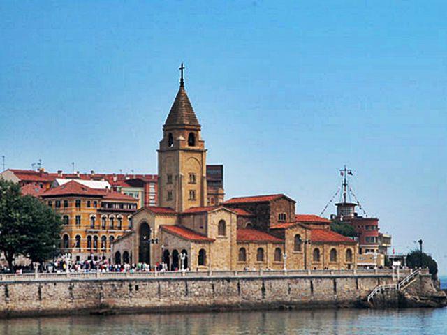 Visitar Asturias - Gijón - Cimadevilla