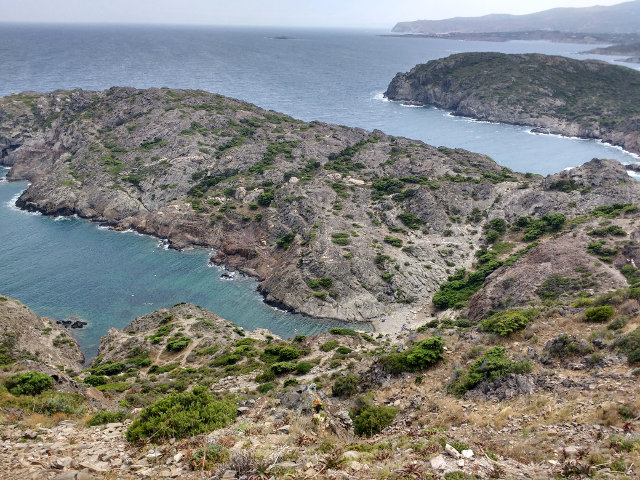 Girona - Cabo Creus