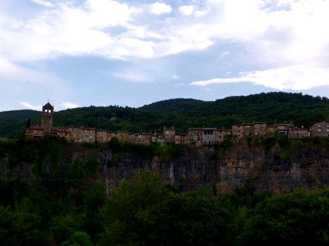 Girona - Castellfollit de la Roca