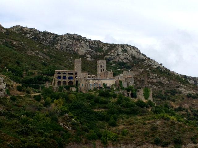 Girona - Monasterio San Pere Rodas