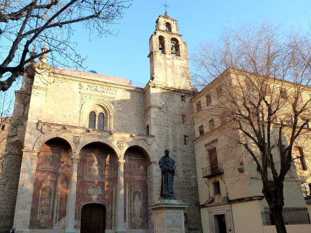 Granada - Iglesia de Santo Domingo