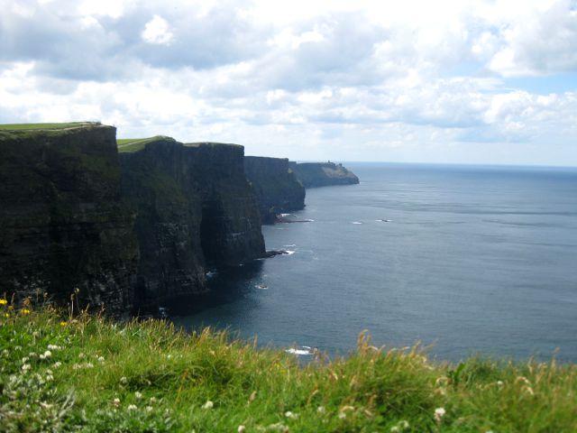 Irlanda - Acantilados de Moher