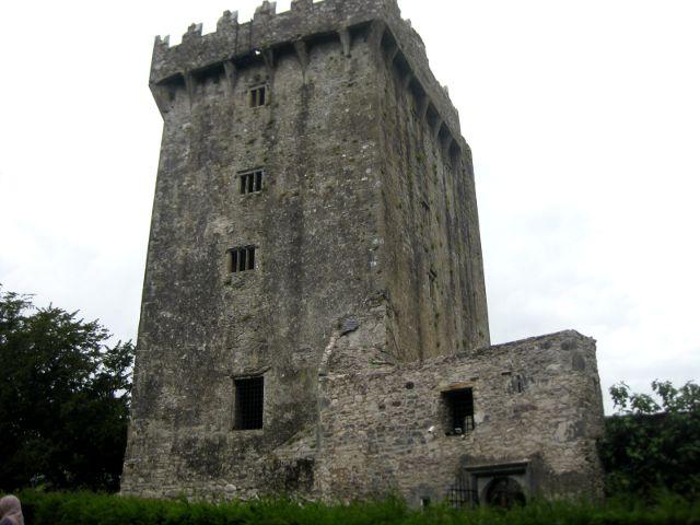 Irlanda - Castillo de Blarney
