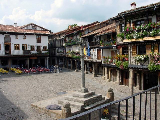 La Alberca - Plaza Mayor