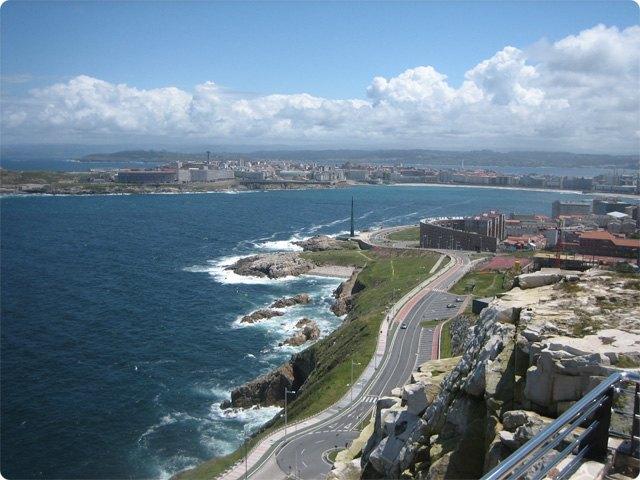 La Coruña - Monte San Pedro