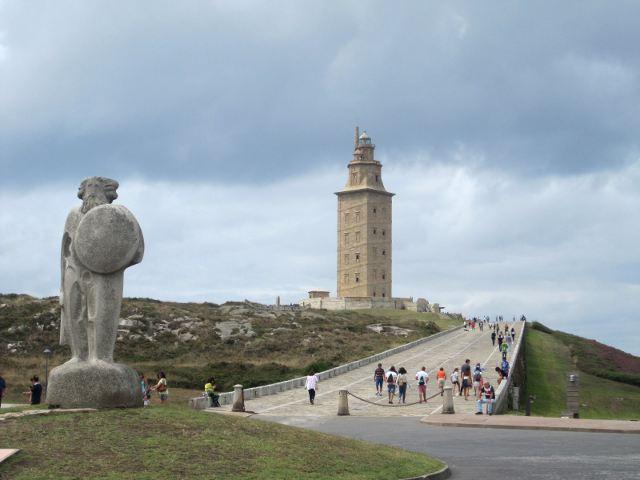 Visitar Galicia - La Coruña - Torre de Hércules