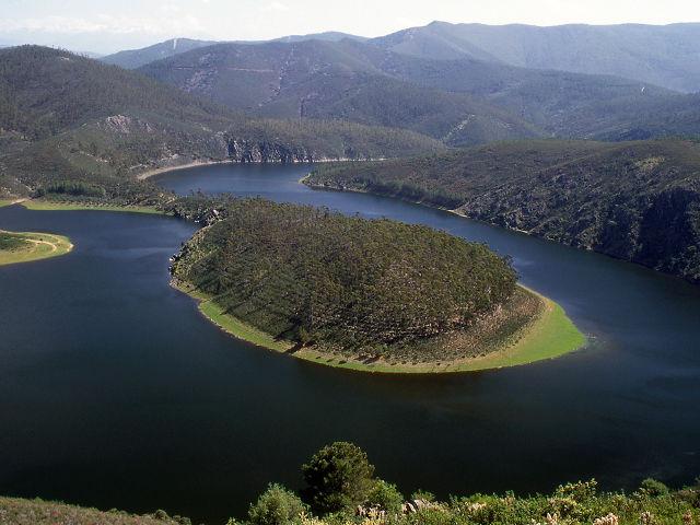 Las Hurdes - Río Alagón