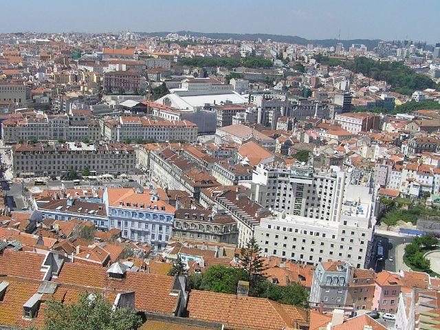 Lisboa - Castillo de San Jorge - Vistas