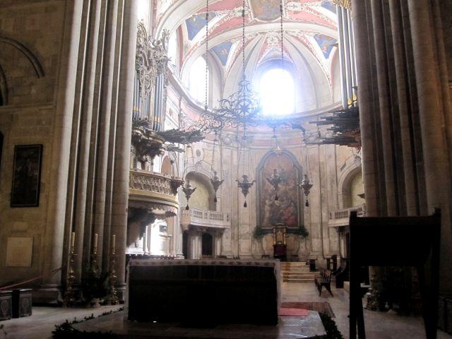 Lisboa - Catedral Se - Interior