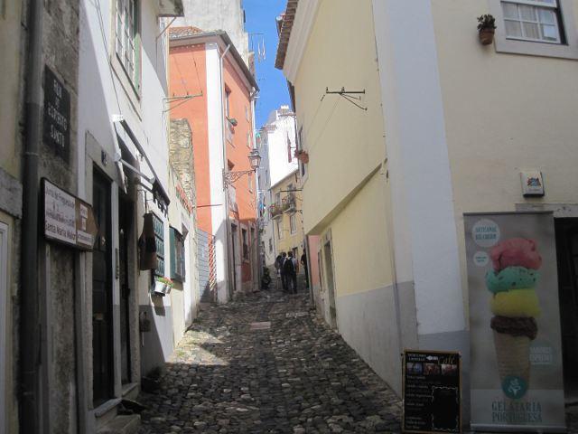 Lisboa - La Alfama
